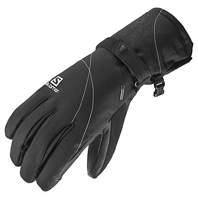 Salomon Propeller Dry Womens Gloves, Black, viewer