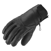 Salomon Even Gloves, Black, medium