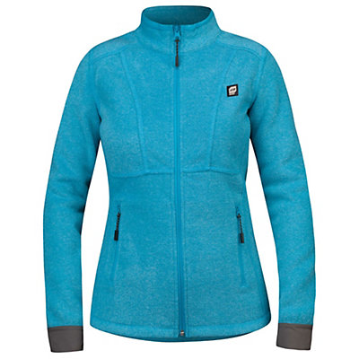 Orage Pursuit Fleece Womens Jacket, Turkish Blue, viewer