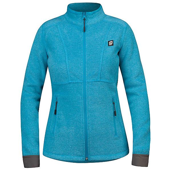 Orage Pursuit Fleece Womens Jacket, Turkish Blue, 600