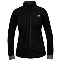 Orage Pursuit Fleece Womens Jacket, Black, 256