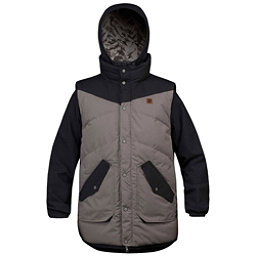 Orage B-Dog Mens Insulated Ski Jacket, Black, 256