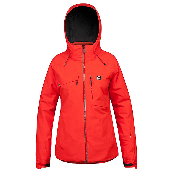 Orage Grace Womens Insulated Ski Jacket, Blush, 600