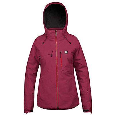 Orage Grace Womens Insulated Ski Jacket, , viewer