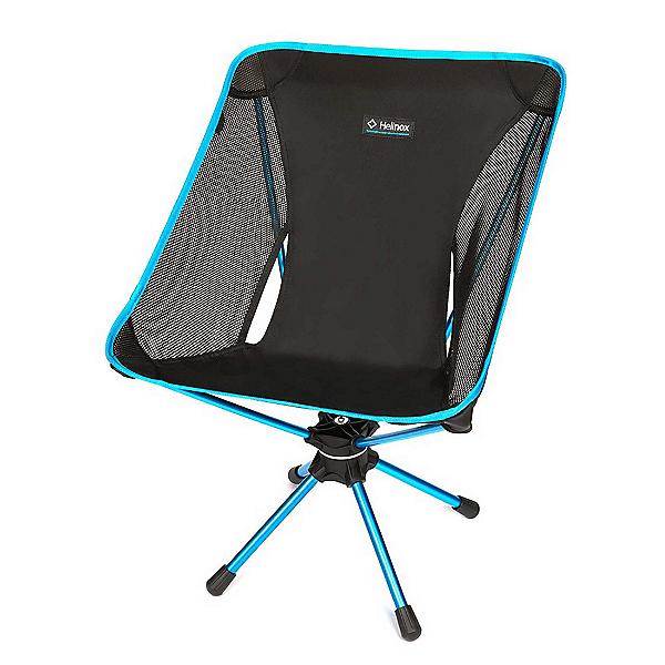 Helinox Swivel Chair, Black, 600