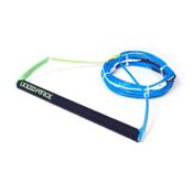 Liquid Force Plush Combo Wakeboard Rope 2017, Green-Blue, medium