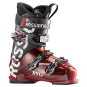 Rossignol Evo R Ski Boots, Red Transparent, medium