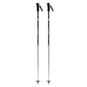Rossignol Unique Carbon Womens Ski Poles, Bgwh, medium