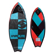 Hyperlite Broadcast Wakesurfer 2017, 4ft8in, medium