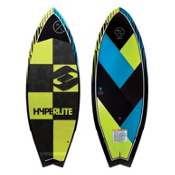 Hyperlite Broadcast Wakesurfer 2017, 5ft4in, medium