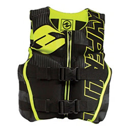 Hyperlite Youth Indy Neo Junior Life Vest 2017, Black-Volt, 256