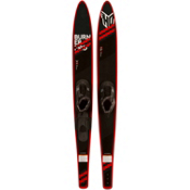 HO Sports Burner Pro Combo Water Skis With FreeMax Bindings 2017, , medium
