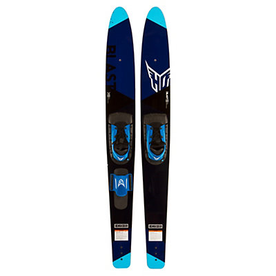 HO Sports Blast Combo Water Skis With Horse-Shoe Bindings 2017, , viewer