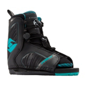 Hyperlite Remix Wakeboard Bindings 2017, Black-Blue, medium