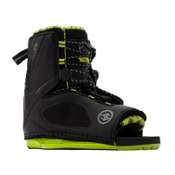 Hyperlite Team OT Wakeboard Bindings 2017, Black-Volt, medium