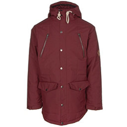 O'Neill Element Mens Insulated Snowboard Jacket, Cabernet, 256