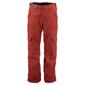 O'Neill Contest Mens Snowboard Pants, Burnt Henna, medium
