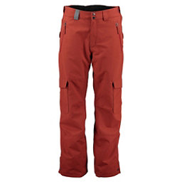 O'Neill Contest Mens Snowboard Pants, Burnt Henna, 256