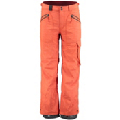 O'Neill Construct Mens Snowboard Pants, Burnt Ochre, medium