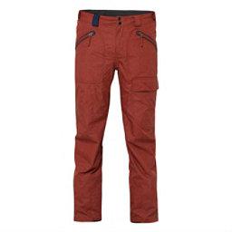 O'Neill Construct Mens Snowboard Pants, Burnt Henna, 256