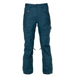 O'Neill Construct Mens Snowboard Pants, Night Ocean, 256