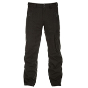O'Neill Construct Mens Snowboard Pants, Black Out, medium