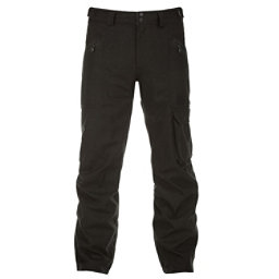 O'Neill Construct Mens Snowboard Pants, Black Out, 256