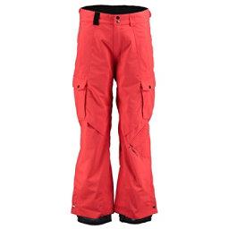 O'Neill Exalt Mens Snowboard Pants, Neon Flame, 256