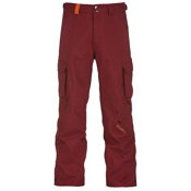 O'Neill Exalt Mens Snowboard Pants, Cabernet, medium
