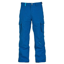 O'Neill Exalt Mens Snowboard Pants, Snorkel Blue, 256