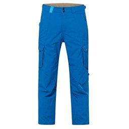 O'Neill Exalt Mens Snowboard Pants, Cyan Blue, 256