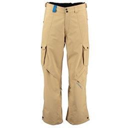 O'Neill Exalt Mens Snowboard Pants, Havana Beige, 256