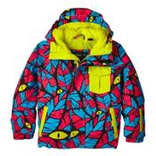 O'Neill Prince Toddler Ski Jacket, Blue Aop-Blue, medium