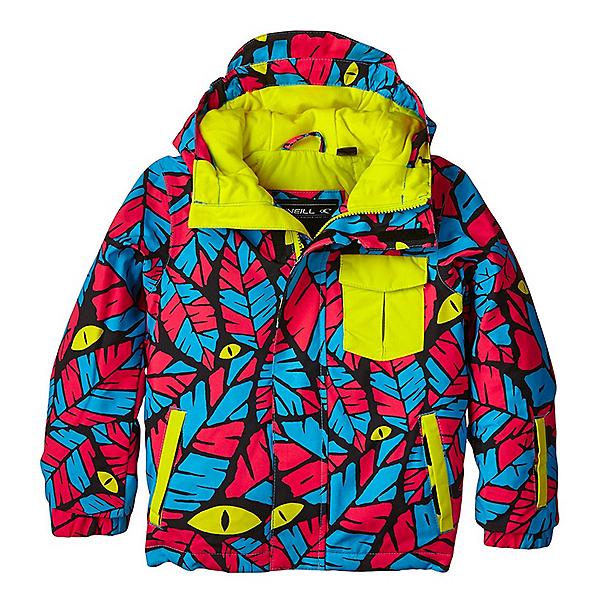 O'Neill Prince Toddler Ski Jacket, Blue Aop-Blue, 600