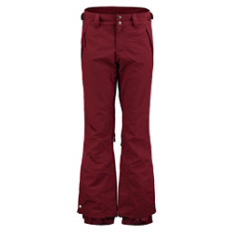 O'Neill Glamour Womens Snowboard Pants, Cabernet, 256