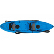 Hobie Kona DLX Kayak 2017, Caribbean Blue, medium