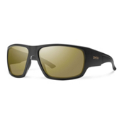 Smith Dragstrip Polarized Sunglasses, Matte Black, medium