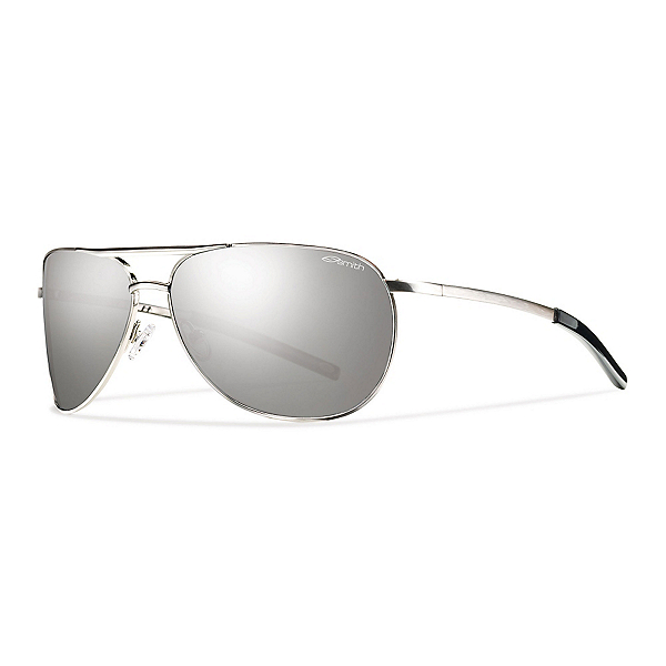 Smith Serpico Slim Sunglasses, Silver, 600
