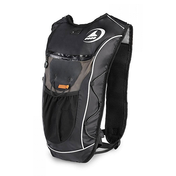 Rollerblade Marathon Backpack 2017, Black-White, 600