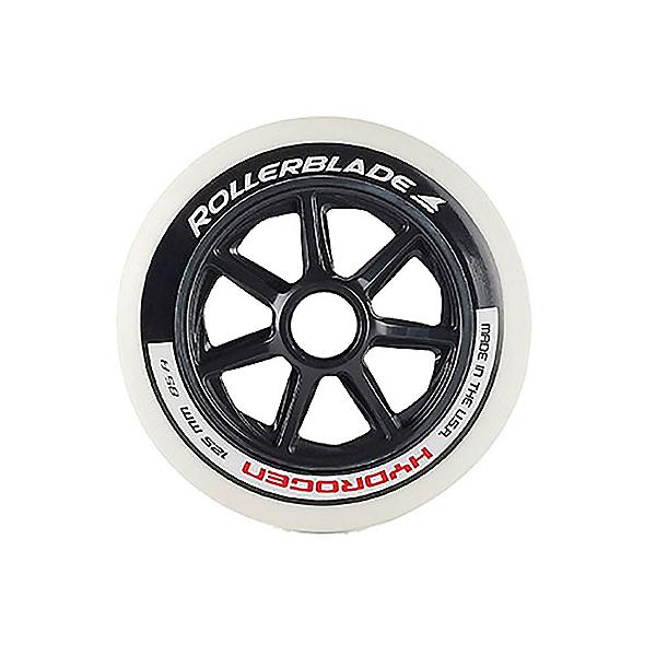 Rollerblade Hydrogen 125mm 85A Inline Skate Wheels - 6 Pack 2017, , 600