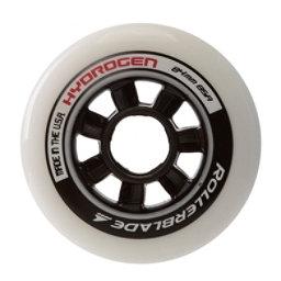 Rollerblade Hydrogen 84mm 85A Inline Skate Wheels - 8 Pack 2017, , 256