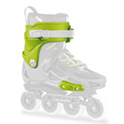 Rollerblade Twister Custom Kit 2017, Green, medium
