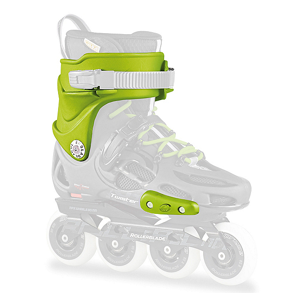 Rollerblade Twister Custom Kit 2017, Green, 600
