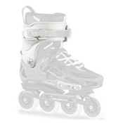 Rollerblade Twister Custom Kit 2017, White, medium