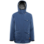 ThirtyTwo Mirada Mens Insulated Snowboard Jacket, Indigo, medium