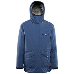 ThirtyTwo Mirada Mens Insulated Snowboard Jacket, Indigo, 256