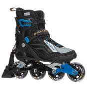 Rollerblade Macroblade 80 ABT Inline Skates 2017, Blue-Black, medium