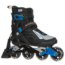 Rollerblade Macroblade 80 ABT Inline Skates 2017, Blue-Black, 256