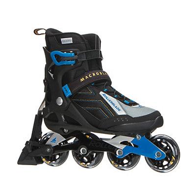 Rollerblade Macroblade 80 ABT Inline Skates 2017, Blue-Black, viewer