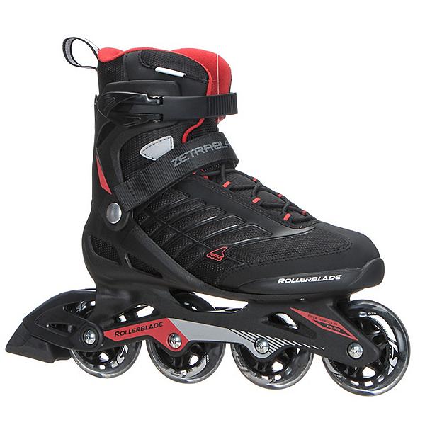 Rollerblade Zetrablade Inline Skates 2017, Black-Red, 600